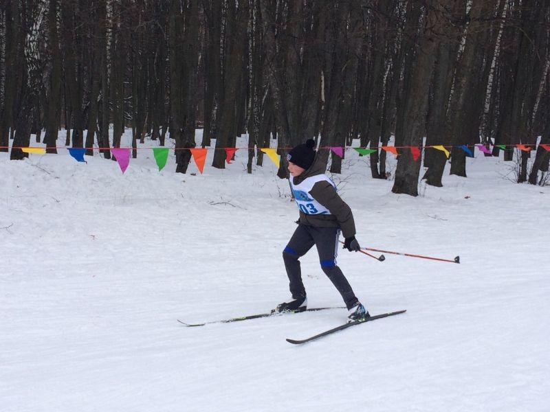 Подробнее: Лыжные гонки