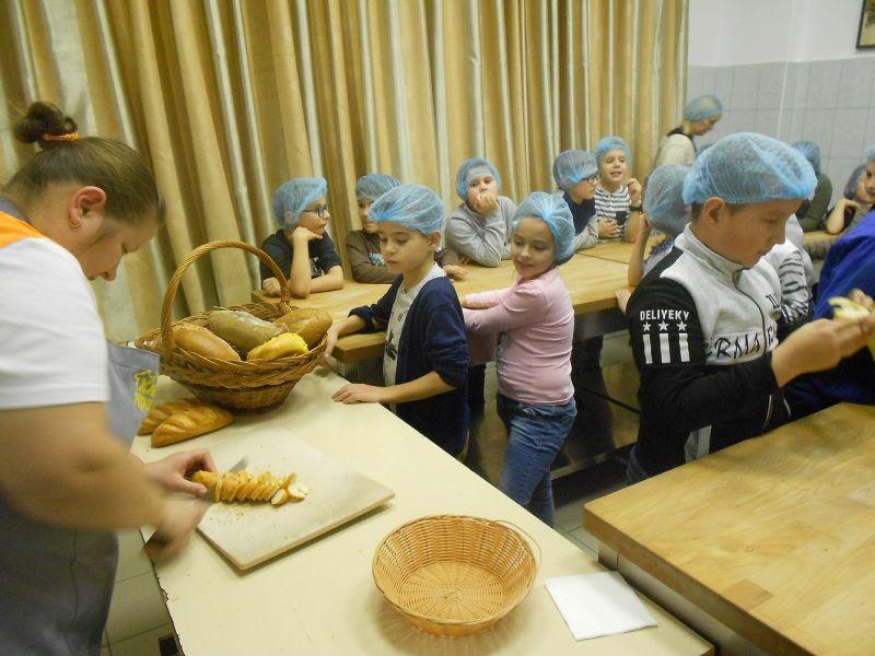 Подробнее: Экскурсия в пекарню