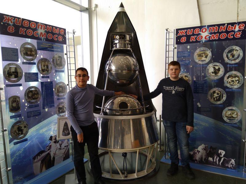 Подробнее: День космонавтики