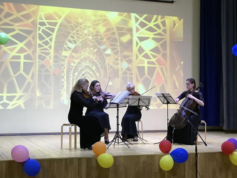 Подробнее: Праздничный концерт