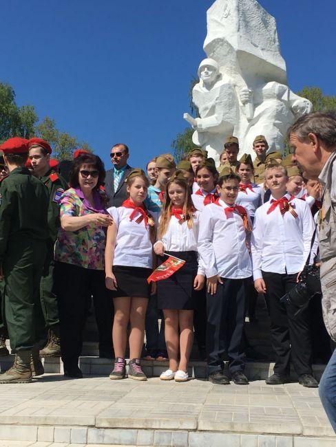Подробнее: Обучающиеся школы 9 мая посетили