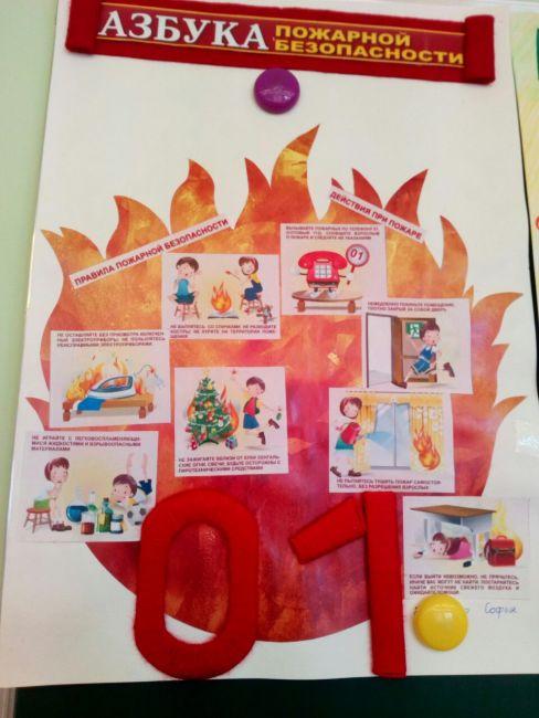 Подробнее: Пожарная безопасность