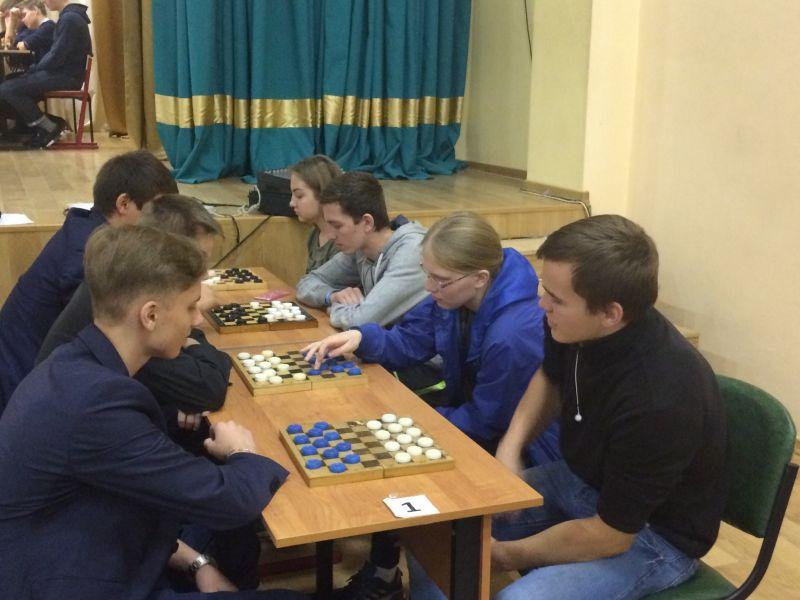 Подробнее: Соревнования по шашкам 20.09.2017