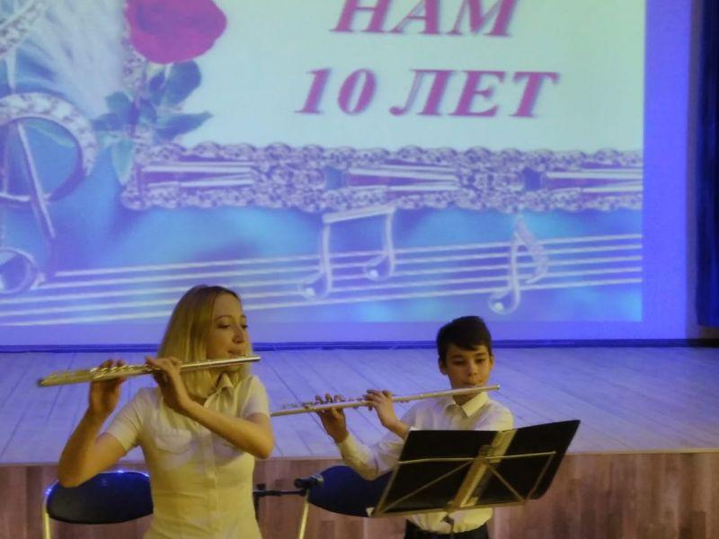 Подробнее: Юбилей музыкальной школы