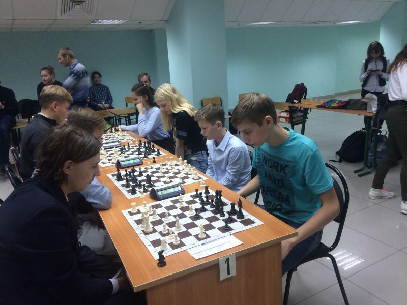 Подробнее: Шахматы 10.10.2018