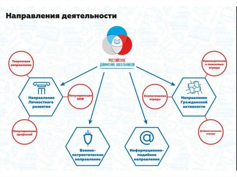 Подробнее: Российское движение школьников